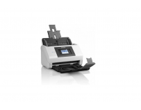 Scanner Epson DS-780N, dimensiune A4, tip sheetfed, viteza scanare: 90 ipm alb-negru si color, rezolutie