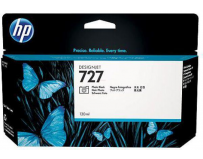Cartus HP B3P23A, Photo black, 130 ml, NR.703 CD887AE, HP Designjet T1500 A1, Designjet T1500PS A1,
