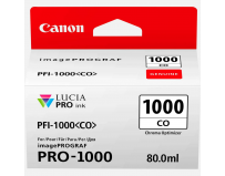 Cartus cerneala Canon PFI-1000CO , chroma optimizer, capacitate 80ml, pentru Canon imagePROGRAF PRO-1000.