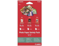 Hartie foto Canon VP-101S Variety Pack, dimensiune 10x15cm, greutate 200g/m2