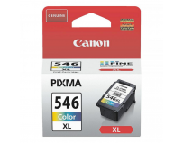 Cartus cerneala Canon CL-546XL, color, capacitate 15ml, pentru Canon Pixma IP2850, Pixma MG2450, PixmaMG2455,