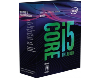 Procesor Intel Coffee Lake i59600K, Processor Frequency: 3.70/ 4.60 GHz ,FCLGA1151 v2, 64-bit, 6 nuclee,