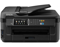 Multifunctional inkjet color Epson Workforce WF-7610DWF, (PRINT, SCAN, COPY, FAX), A3+, Viteză 32ppm.
