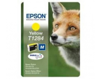 Cartus cerneala Epson T1284 Yellow, singlepack DURABite Ultra ink, capacitate 3,5ml