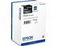 Cartus cerneala Epson T8651, capacitate 10000 pagini, pentru Workforce WP-M5190DW, Workforce M5690DWF