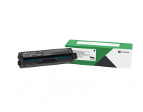 Toner Lexmark C3220K0 laser toner black return program ,capacitate 1.5 k pagini, compatibilitate MC3224adwe,