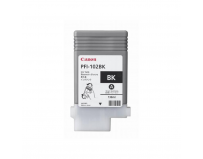 Cartus cerneala Canon PFI-102PB, photo black, capacitate 130ml, pentru Canon LP17, LP24, iPF500, iPF6X0,