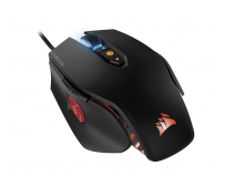 Corsair M65 PRO RGB FPS Gaming Mouse — Black, CH-9300011-EU, 100 dpi - 12000 dpi, Optical, 3 Zone