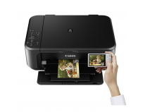 Multifunctional inkjet color Canon Pixma MG3650, dimensiune A4 (Printare, Copiere, Scanare), duplex,