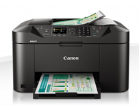 Multifunctional inkjet color Canon Maxify MB2150, dimensiune A4 (Printare, Copiere, Scanare, Fax), duplex,