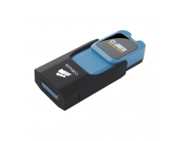 USB Flash Drive Corsair, 32GB, Voyager Slider X2, USB 3.0, albastru, speed read/write: 200/90MBs, compatibilitate: