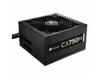 Sursa Corsair CX-M Series CX750M, 750W, semi-modulara, 80 Plus Bronze, Eff. 85%, Active PFC, ATX12V