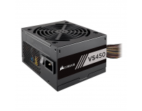 Sursa Corsair VS Series VS450 (2018), 450W, 80 PLUS White, Eff. 85%, Active PFC, ATX12V v2.31, 1x120mm