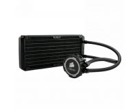 Cooler CPU Corsair H105, racire cu lichid, ventilator 2x120mm, baza cupru, Socket Support: AM2, AM3,