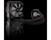 Cooler CPU Corsair H80i v2, racire cu lichid, ventilator 2x120mm, baza cupru, Socket Support: AM2, AM3,