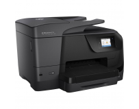 Multifunctional inkjet color HP Officejet Pro 8710 e-All-in-One, dimensiune A4 (Printare, Copiere, Scanare,