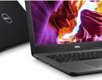 Laptop Dell Inspiron 5567, 15.6-inch HD (1366 x 768) Truelife LED-Backlit Display, 7th Generation Intel