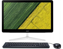 All-In-One Acer Aspire Z24-880, 23.8 FHD (1920x1080) Non Touch, LED Backlit, Intel Core I3-7100T (3.4GHz,