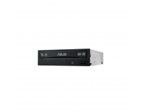 ASUS DVDRW, DRW-24D5MT/BLK/B/AS, Extreme 24X DVD writing speed with M- Disc support, SATA, bulk, Black