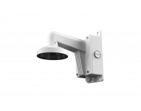 Hikvision Bracket DS-1273ZJ-135B, aluminiu, dome camera, 136×183×230mm, alb
