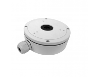 Hikvision Junction box for Dome Camera, DS-1280ZJ-M; Aluminum alloy material with surface spray treatment;