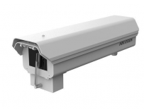 Hikvision Bracket DS-1322HZ-HW, white Aluminum alloy, IP66, With heater ,fan, wiper, sun shading cover,