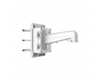Hikvision Braket DS-1602ZJ-POLE; suitable for speed dome camera; aluminum and steel.