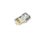 Conector RJ45 Cat5E Hikvision DS-1M01; punga 100 bucati; MAX Current: 1.5A @25℃; Insulation Resistance: