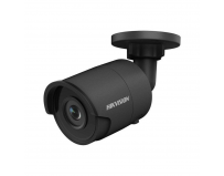 Camera de supraveghere Hikvision IP Bullet DS-2CD2023G0-I(2.8mm)BLACK; 2MP; carcasa metal, culoare neagra;