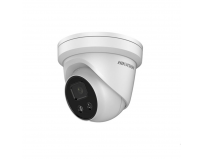 Camera supraveghere Hikvision IP turret DS-2CD2386G2-IU(2.8mm); 8MP; Acusens Pro Series; Human and vehicle