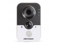 "Camera supraveghere Hikvision IP-CUBE DS-2CD2410F-IW1/2.8"" ProgressiveCMOS, ICR, 0lux with IR, 1280x720:25fps(P)/30fps(N),"