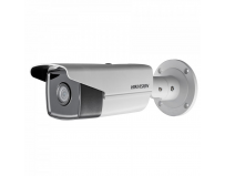Camera de supraveghere Hikvision IP Bullet, DS-2CD2T43G0-I8(6mm); 4MP; IR range: 80m; EXIR network camera;