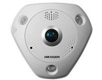 "Camera supraveghere Hikvision Fisheye DS-2CD6362F-IS 1.27mm, 1/1.8""Progressive Scan CMOS, 0.05 Lux @"