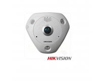 "Camera supraveghere Hikvision IP Fisheye DS-2CD6362F-IVS;6MP; 1/1.8""Progressive CMOS, ICR, 0lux with"