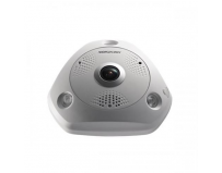 "Camera de supraveghere Hikvision IP Network Fisheye, DS-2CD6365G0E-IVS (1.27); 6MP; 1/1.8"" Progressive"