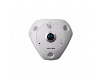 "Camera supraveghere Hikvision Mini Fisheye DS-2CD63C2F-IVS(2mm), 1/1.7""Progressive Scan CMOS, 0.01 Lux"
