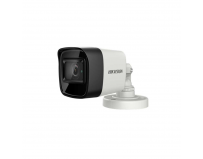Camera de supraveghere Hikvision Turbo HD Outdoor Bullet, DS-2CE16H8T- IT3F(2.8mm); 5MP; Fixed Lens: