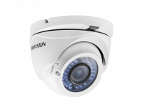 "Hikvision ANALOG-DOME DS-2CE55C2P-VFIR3, 720TVL, 1/3"" PICADIS, 30-40mIR, IP66, 2.8-12mm@F1.4,3-axis"