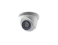 Camera supraveghere Hikvision Dome TurboHD DS-2CE56C0T-IRPF(2.8mm);720P ,1MP CMOS Sensor, 12 pcs IR