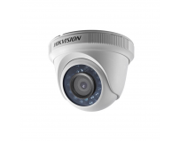 Camera de supraveghere Hikvision Turbo HD Dome, DS-2CE56D0T-IRF(2.8mm); 2MP; 2MP high performance CMOS;