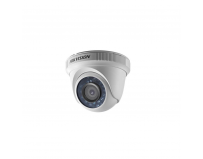 Camera de supraveghere Hikvision Turbo HD Dome Turret, DS-2CE56D0T-IRPF (2.8mm); HD1080p, 2MP CMOS Sensor,