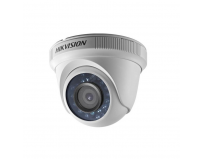 Camera supraveghere Hikvision Dome 4in1 DS-2CE56D0T-IRPF(3.6mm);HD1080p ,2MP CMOS Sensor, 24 pcs LEDs,