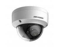 Camera supraveghere Hikvision Dome TURBO HD DS-2CE56F7T-VPIT(3.6mm); 3MPCMOS Sensor, 18fps at 1920*1536