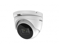 Camera supraveghere Hikvision Turbo HD turret DS-2CE56H0T-IT3ZE(2.7-13.5mm); 5MP, POC( power over coaxial),