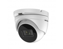 Camera de supraveghere Hikvision Turbo HD Turret Dome, DS-2CE56H5T-IT3Z (2.8-12mm); Motorized Vari-focal