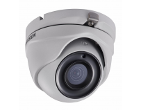 Camera de supraveghere Hikvision Turbo HD Turret Dome, DS-2CE56H5T-ITM (2.8mm); Fixed lens: 2.8mm; 5MP;