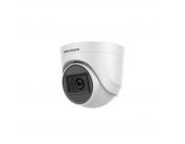Camera supraveghere Hikvision Turbo HD dome DS-2CE76D0T-ITPFS(2.8mm); 2MP; Audio over coaxial cable,