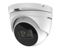 Camera supraveghere Hikvision Turbo HD dome DS-2CE76H0T-ITMFS(2.8mm); 5 MP; Audio over coaxial cable,