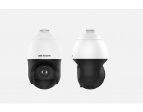 Camera supraveghere Hikvision IP PTZ DS-2DE4415IW-DE(S5), 4MP, Acusens, low-light powered by Darkfighter,