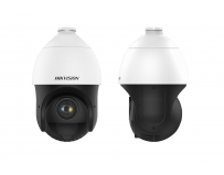 Camera supraveghere Hikvision IP PTZ DS-2DE5225IW-AE(S5), 2MP, Acusens, low-light powered by Darkfighter,